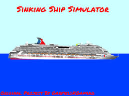 sinking ship simulator titanic 2 sinking ship simulator v2 1 on scratch
