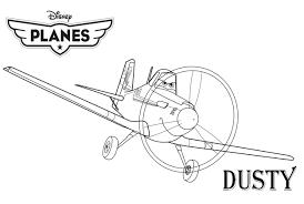 Coloriage Planes 5373