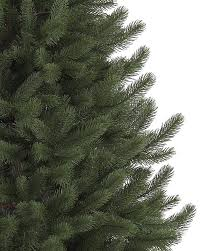 Slim Pre Lit Christmas Tree Canada by Vermont White Spruce Narrow Tree Balsam Hill