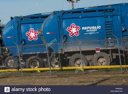 Logo Signs On Republic Services, Inc., Trucks In San Antonio, Texas ... San Antonio 18 Wheeler Accident Wreck Attorney Lawyer Mesilla Valley Transportation Cdl Truck Driving Jobs Tx Gulf Intermodal Services Steve Hilker Trucking Inc Home Facebook Conway Southern Freight Ukrana Deren Budget Rental 430 Sandau Rd Truck Deaths Driver Could Face Death Penalty After 10 Company Associated With Migrant Smuggling Case Has History Indian River Transport Redbird Alamo Transportation Services Co Inc