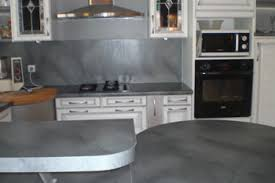 cuisine blanc cérusé cuisine grise jpg