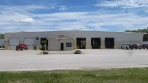 100 Semi Truck Road Service Flint MI Trailer Tire Repair Side