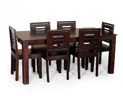 Madera Ashley Six Seater Solid Wood Dining Table Set (Mahogany ... Shop Psca6cmah Mahogany Finish 4chair And Ding Bench 6piece Three Posts Remsen Extendable Set With 6 Chairs Reviews Fniture Pating By The Professionals Matthews Restoration Tustin Chair Room Store Antoinette In Cherry In 2019 Traditional Sets Covers Leather Designs Dark Superb 1960s Scdinavian Design Rose Finished Teak Transitional Upholstered Mahogany Ding Room Chairs Lancaster Table Seating Wooden School House Modern Oval Woptional Cleo Set Finish Home Stag Extending Table 4