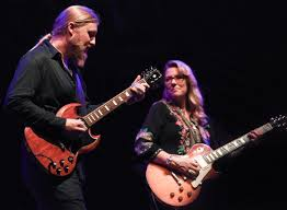 Review: Tedeschi Trucks Band Stuns Stephens | Limelight ...