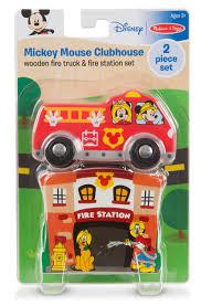 100 Mickey Mouse Fire Truck Station Set Walmartcom