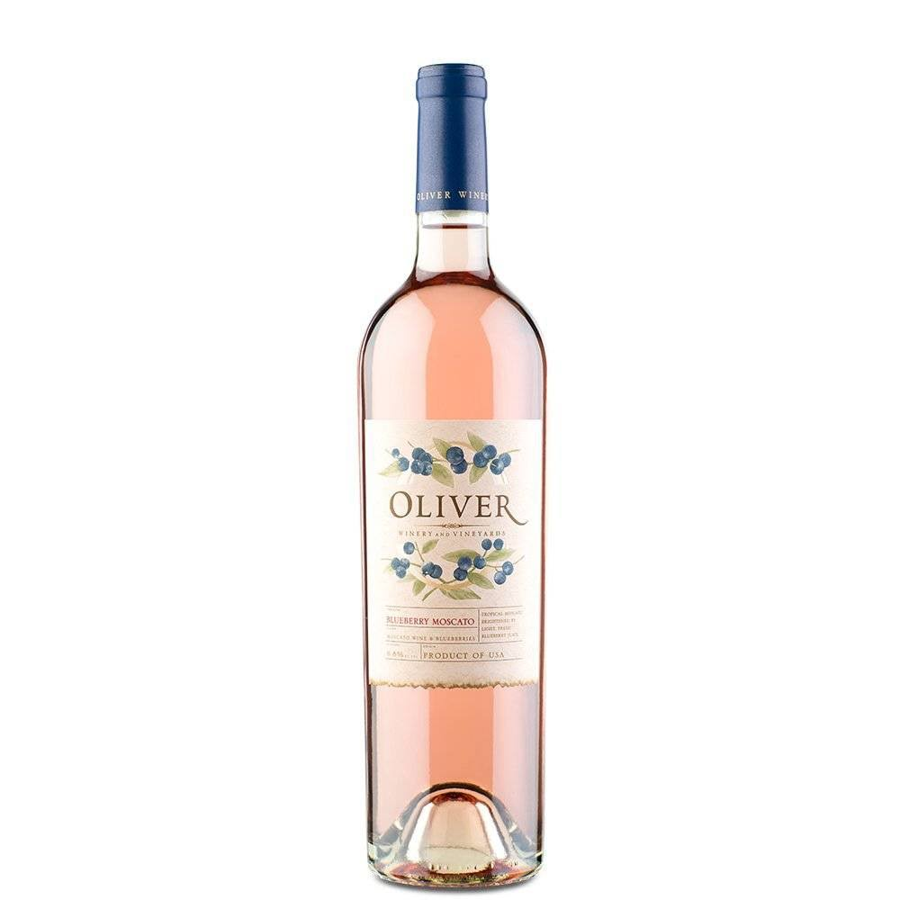 Oliver Blueberry Moscato (750 ml)