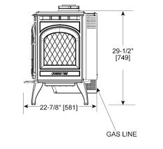 Topaz Gas Stove