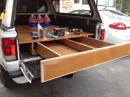 Truck Bed Drawer Vintage : Best Truck Bed Drawer Design To Make ... Cargo Bars Nets Princess Auto Truck Bed Slide Vehicles Contractor Talk Cap World How To Install A Storage System Howtos Diy Drawers Drawer Fniture Slides Northwest Accsories Portland Or Rolling Beds Sliding Pickup Boxes Expedition Tray Pullout Nuthouse Industries Slidezilla Elevating Trays Lower And Plans Ideas Multipurpose Out Shelftray For Pickups Vans