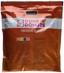 Pumpkin Iced Coffee Dunkin Donuts 2017 by Amazon Com Dunkin U0027 Donuts Original Medium Roast Blend Coffee