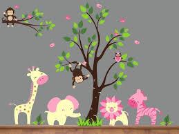 Wall Decor Beautiful Baby Nursery Wall Decor Ideas For Your House