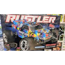 Traxxas Rustler 2WD Stadium Truck 12TWN 550 Modified Motor XL-5 EXC ... Traxxas Rustler 2wd Stadium Truck 12twn 550 Modified Motor Xl5 Exc Traxxas 370764 110 Vxl Brushless Green Tuck Rtr W Traxxas Stadium Truck Youtube 370764rnrs 4x4 Scale Product Wtqi 24ghz 4x4 Brushless And Losi Rc Groups 370761 1 10 Hawaiian Edition 2wd Electric Blue Tra37054