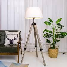 tripod stehle dreibein stehleuchte wohnzimmerle standleuchte für wohnzimmer schlafzimmer e27 weiß