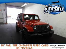 100 Orlando Craigslist Cars And Trucks By Owner Jeep Wrangler For Sale In FL 32803 Autotrader