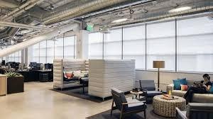 locaux bureaux aménagement des bureaux en open space l express l entreprise
