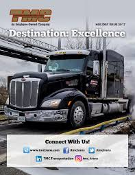 100 Tmc Trucking Training Destination Excellence Holidays 2017 Edition By TMC