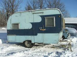 This Is What I Believe A1960 Oasis 15 Travel Trailer That Saved