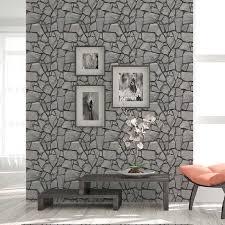d wand aufkleber schlafzimmer decor diy stein muster 3