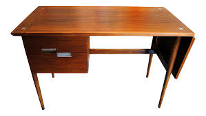 American Of Martinsville Dining Room Table by Mid Century American Of Martinsville Walnut Drop Leaf Desk Chairish