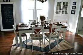 Jute Rug Dining Room Jute Rug Under Dining Table Cool Round Rug