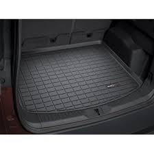 Amazon Weathertech Floor Mats by Amazon Com Weathertech Custom Fit Cargo Liners For Ford Explorer