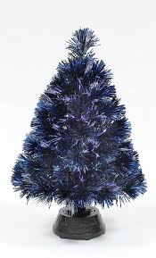 6ft Christmas Tree Fibre Optic by The 50cm Fibre Optic Tinsel Tree