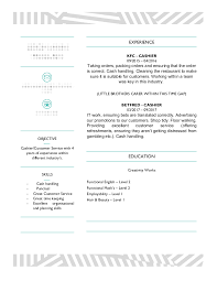 Cashier CV Examples | The CV Database How To Write A Perfect Cashier Resume Examples Included Picture Format Fresh Of Job Descriptions Skills 10 Retail Cashier Resume Samples Proposal Sample Section Example And Guide For 2019 Retail Samples Velvet Jobs 8 Policies And Procedures Template Inside Objective Huzhibacom Rponsibilities Lovely Fast Food