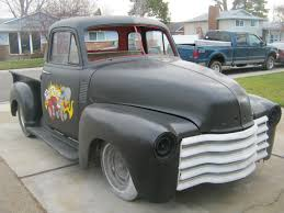 1952 Chevy Short Bed Pick Up Truck Custom Build Rat Rod/ Hot Rod