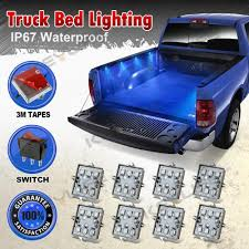 8pc Waterproof Pickup Truck Bed Light Kit LED Lighting Accessories ... How Does Everyone Hook Up Their Bed Lighting Amazoncom Aura Led 8pc Truck Bed Lighting Kit Multicolor 24led Light Strips Accsories Ford F150 Bozbuz Lilianduval Aftermarket Leader Streetglow Inc Proudly Presents Bedroom Design Lights 7 Elegant 2018 Igenyesbutor Opt7 Bright Work K61 Xtl Technology Extreme Ledglow Truck Bed White Lighting Light Kit For Chevy Dodge Dinjee Glo Rails A Unique Light Bar Or Truck Rail That Can