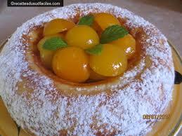 dessert pour 6 personnes gâteau aux abricots et fromage blanc gâteau abricots fromage