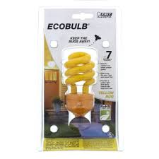 feit electric ecobulb 60w bug light candelabra base shop light
