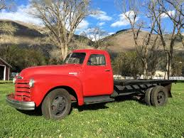 100 1949 Chevrolet Truck 4400 Flatbed For Sale On BaT Auctions Sold For