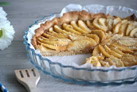 dessert aux pommes sans gluten tarte aux pommes à l amande