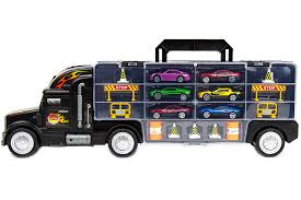 100 Truck It Transport Amazoncom Toysery Car Carrier Toy For Kids With 6