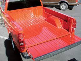 Penda Bed Liner by Penda Skid Resistor Bedliner In A 2003 Chevy Silverado Durable