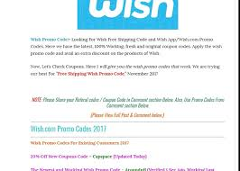 Wish Promo Codes Wish Gift Card Promo Code Ideas You Can Be Knowdgeable About Coupon Codes With Superb Shopko Coupon Code 10 Off Naughty Coupons For Him How To Use A Shadmart Help Centre Codes September 2017 Hp Bh Photo Coupon Code Pizza Alternatives And Similar Websites Apps Coupons Combined Item Discounts American Musical Supply Discount