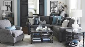 fascinating grey and blue living room for home light blue grey