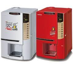 Sell Coffee Beverage Vending Machine