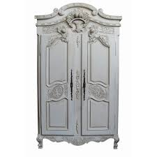 How To Purchase The Best French Armoire Wardrobe – Elites Home Decor Bedroom Antique Pine Wardrobe Vintage Corner Wardrobe White French Armoire Old Style Fabulous Painted Antique Armoire Cupboard With French And Wardrobes Abolishrmcom Beautiful Portable Provencal Carved Single Door Mirrored Bedroom Loving This Flair Display Cabinet Couture Fniture Is An Inspiration Shabby Chic Armoires