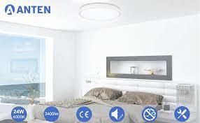 anten led deckenleuchte 24w rund deckenle und ultraslim ø300x24mm neutralweiß 4000k deckenleuchten für flur wohnzimmer kinderzimmer küche