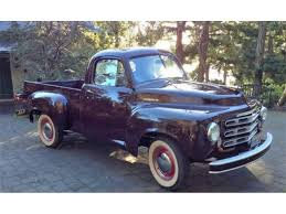 1950 Studebaker Truck For Sale | ClassicCars.com | CC-1045194 Classic Studebaker Trucks For Sale Timelesstruckscom 1950 Truck Classiccarscom Cc1045194 Truck Is Back On The Road The Wichita Eagle 1953 Pickup Sale 77740 Mcg Vintage Cars Searcy Ar Lucilles Vintiques Perfect Teal Rusty A Bit Wrinkled 1959 4e7 Rm Sothebys 1951 12ton Arizona 2011 1963 Champ 1907988 Hemmings Motor News 1949 Show Quality Hotrod Custom Muscle Car Hot Rod Network