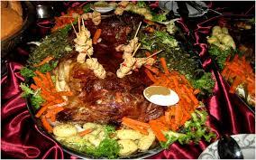 la meilleure cuisine idée menu mariage marocain dans 12 plats qui classent la cuisine