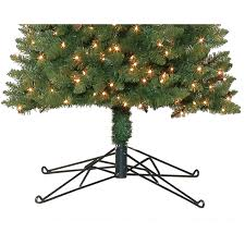 75 Ft Pre Lit Christmas Tree by Holiday Time Pre Lit 12 U0027 Brinkley Pine Artificial Christmas Tree
