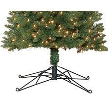 12 Ft Christmas Tree by Holiday Time Pre Lit 12 U0027 Brinkley Pine Artificial Christmas Tree