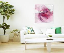 abstrakt 1414 60x60cm abstraktes modernes leinwandbild paul
