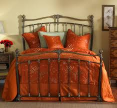 Wesley Allen King Size Headboards by Merrick Iron Bed By Wesley Allen Humble Abode
