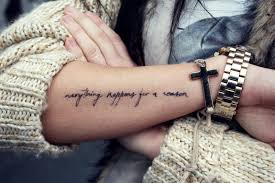 70 Best Inspirational Tattoo Quotes For Men Women 2018