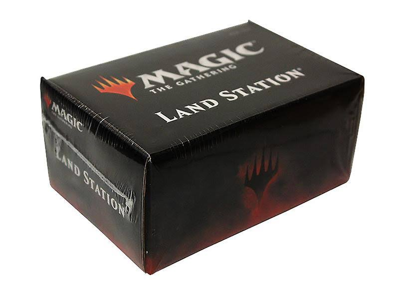 Magic The Gathering Core Set 2020 Land Station Box