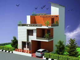 Second Floor House Design by Triplex House Design Apnaghar House Design Page 5