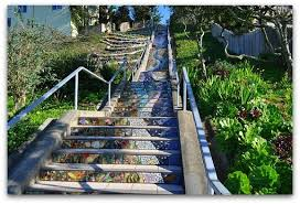 16th avenue tiled steps address stairways of san francisco 8 finds