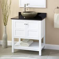 Small Trough Bathroom Sink With Two Faucets by Bathroom Vanities Fabulous L Oak Vanity Cabinet Vessel Bathroom